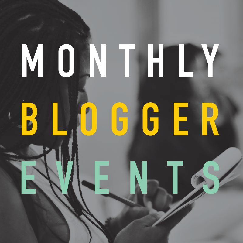 Monthly-Blogger-Events