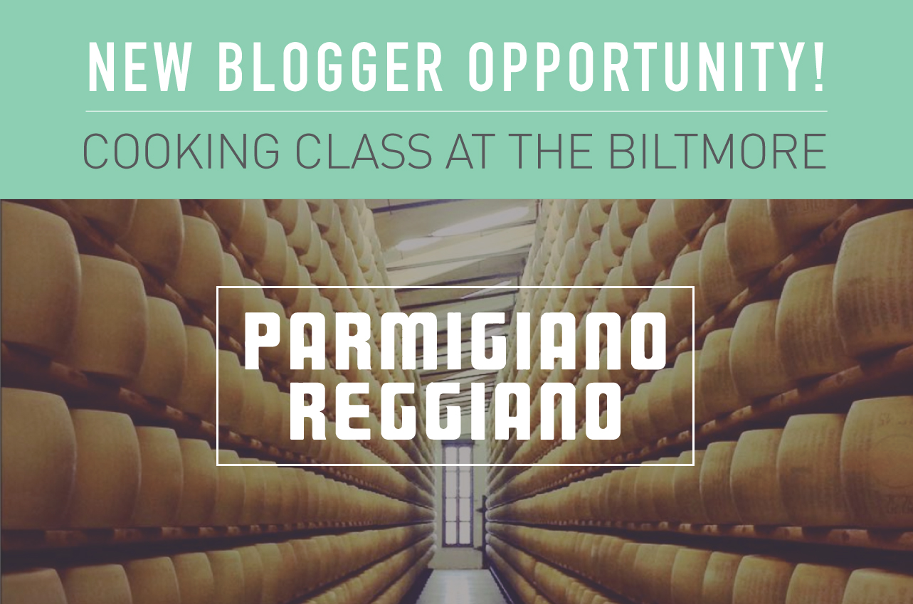 Parmagiano Reggiano Blogger Cooking Class at The Biltmore Hotel in Coral Gables