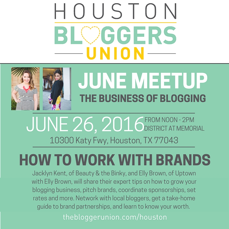Houston Bloggers Meetup Flyers-2
