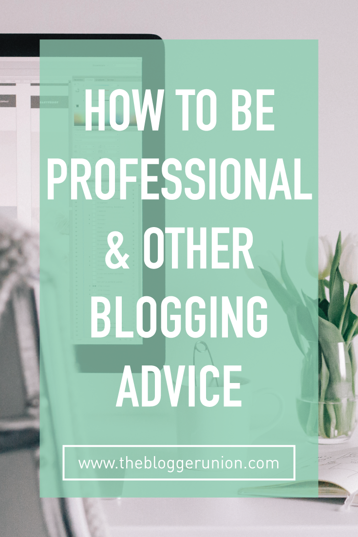 How to be professional dealing with media invitations and other bloggers. This has great advice from veteran journalists. Click to read more or pin and save for later!