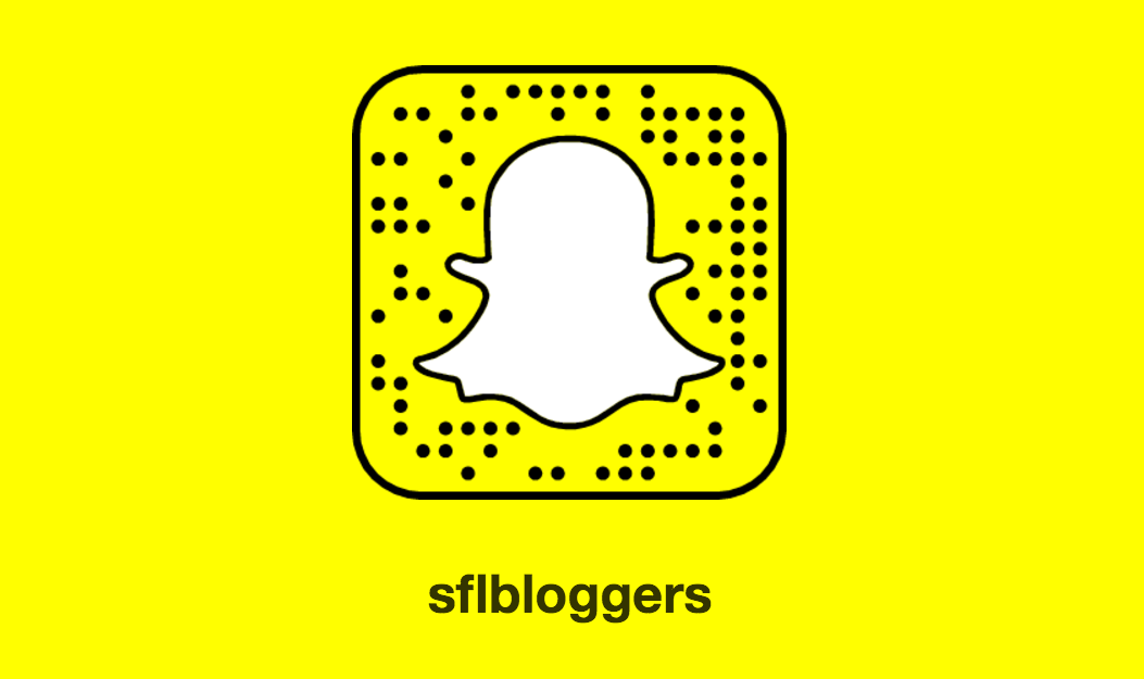 South Florida Bloggers Snapchat Code