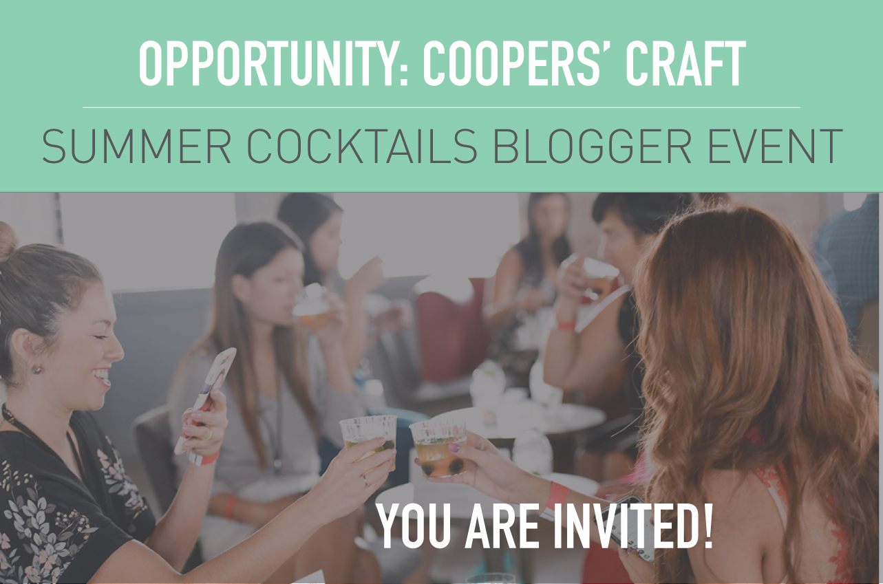 Cooper's Craft Summer Event