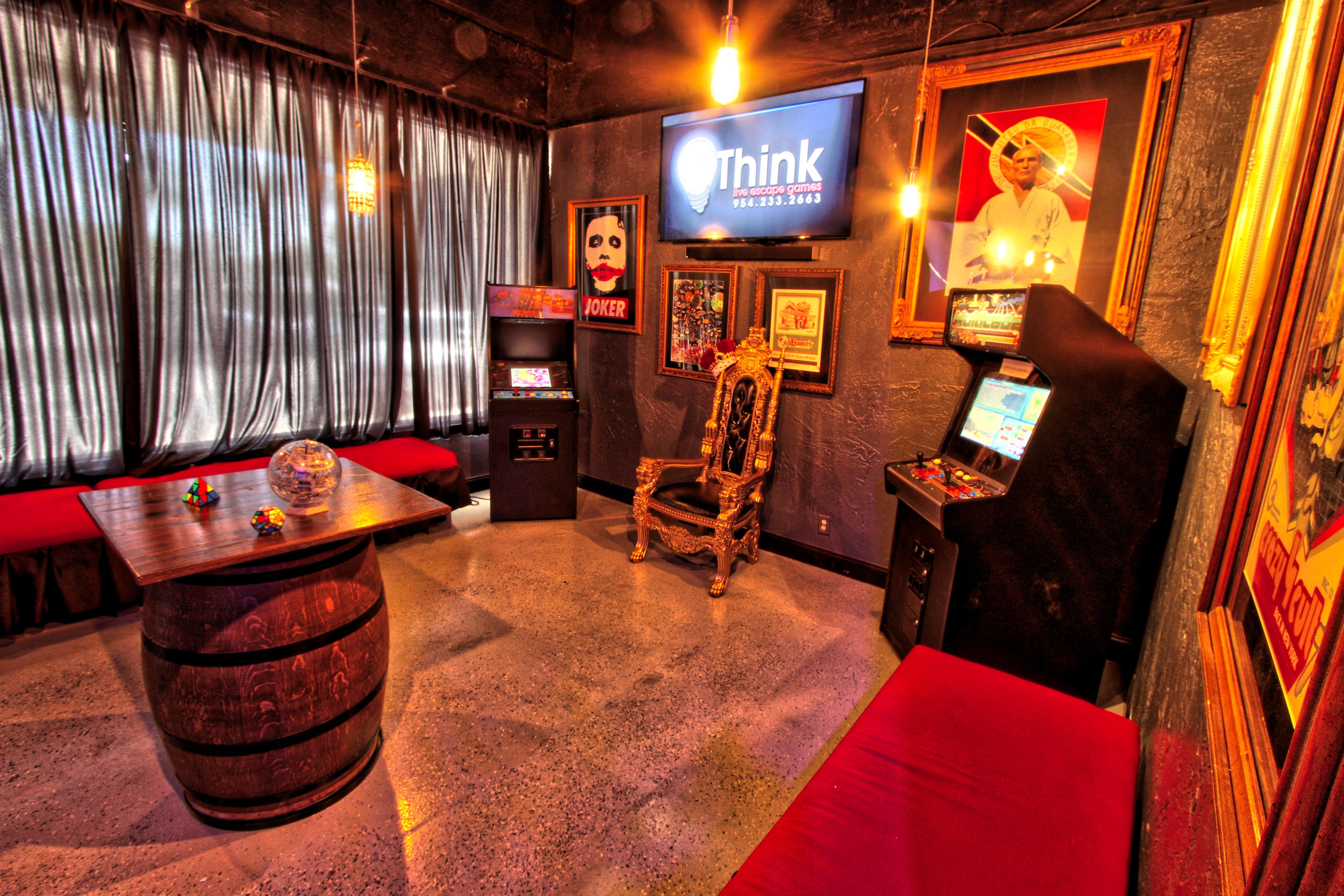 Think Escape Games Ft Lauderdale