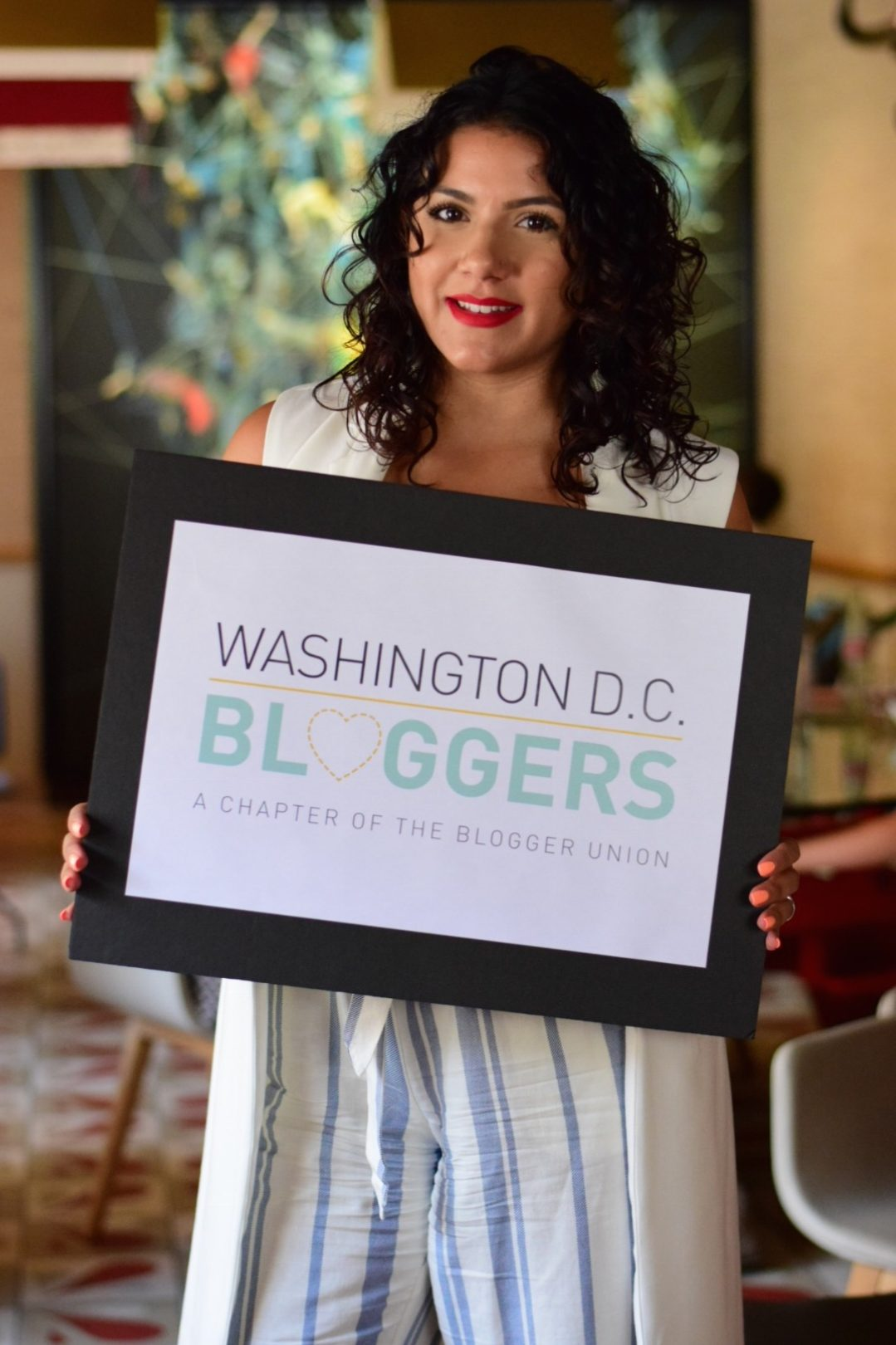 DC Bloggers June Meetup 2017.