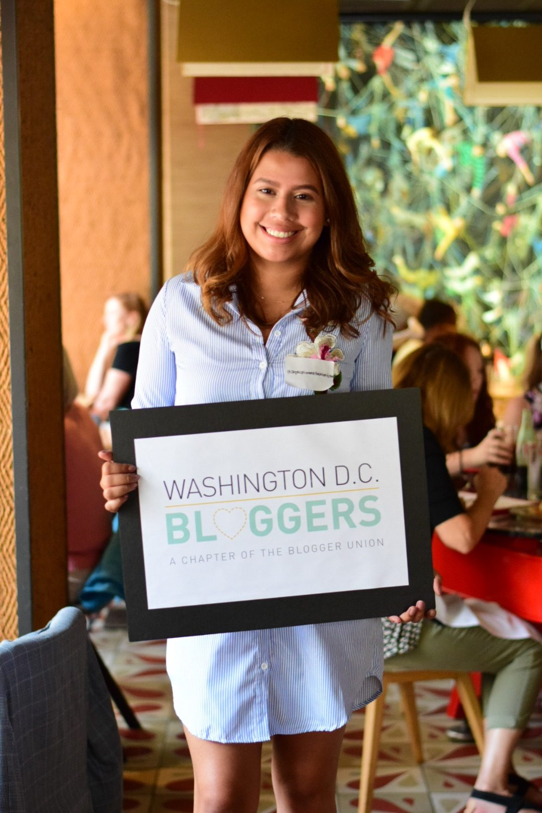 DC Bloggers June Meetup 2017 at Jaleo by Jose D.C