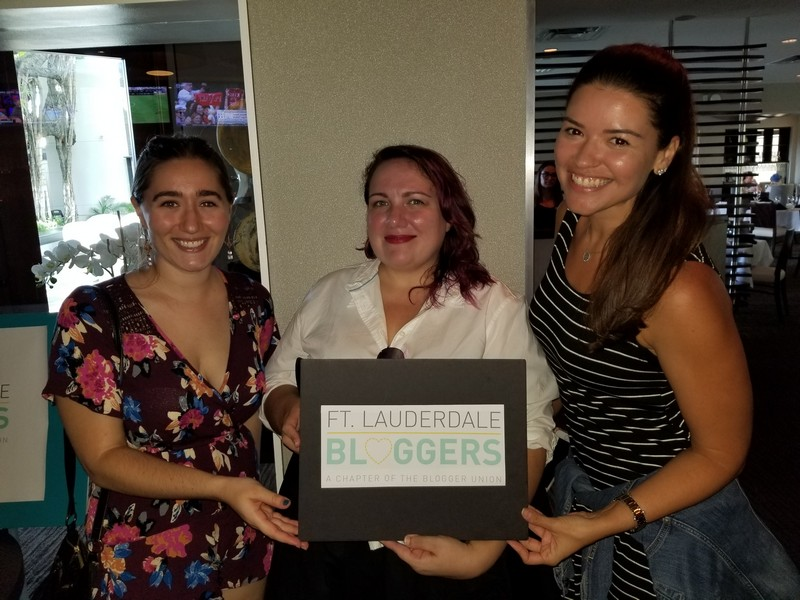 Kind collaboration at our July Blogger Mixer!