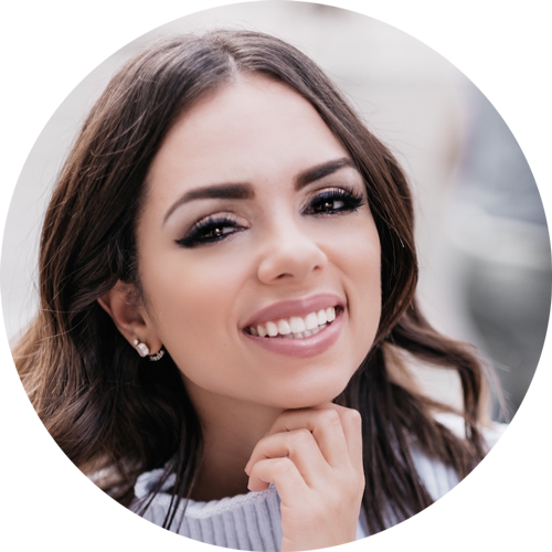 South Florida Bloggers Awards Content Judge Daniela Ramirez from Nanys Klozet
