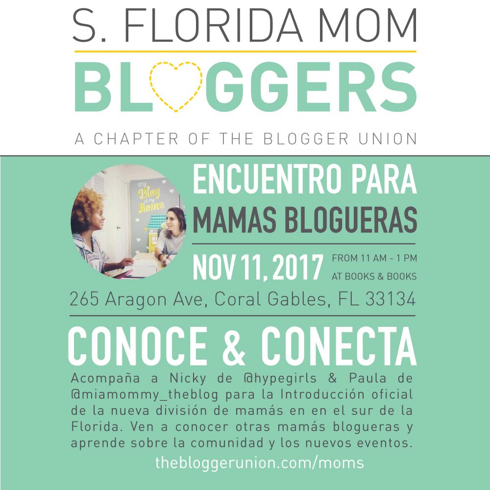 Miami Mom Bloggers Meetup