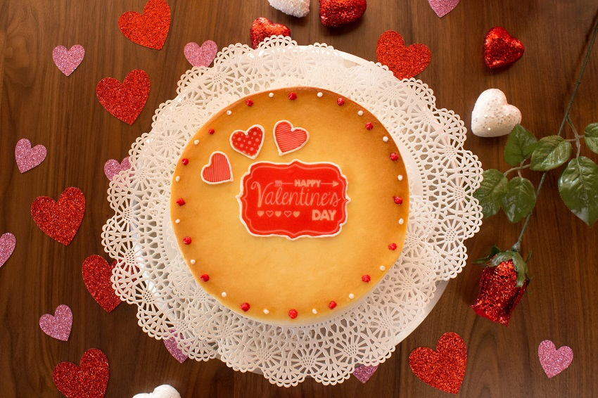 New Valentine's Desserts by Juniors Cheesecake, host of Ft Lauderdale Bloggers