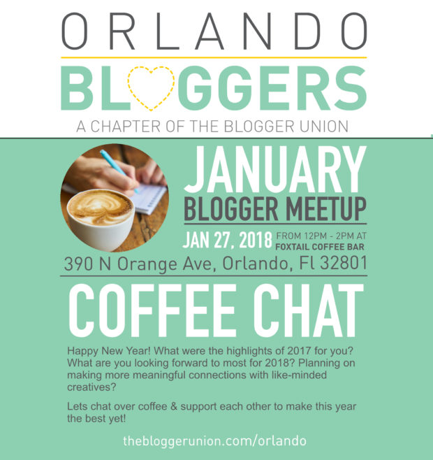 ORL BLOGGER JAN 2018 MEETUP FLYER