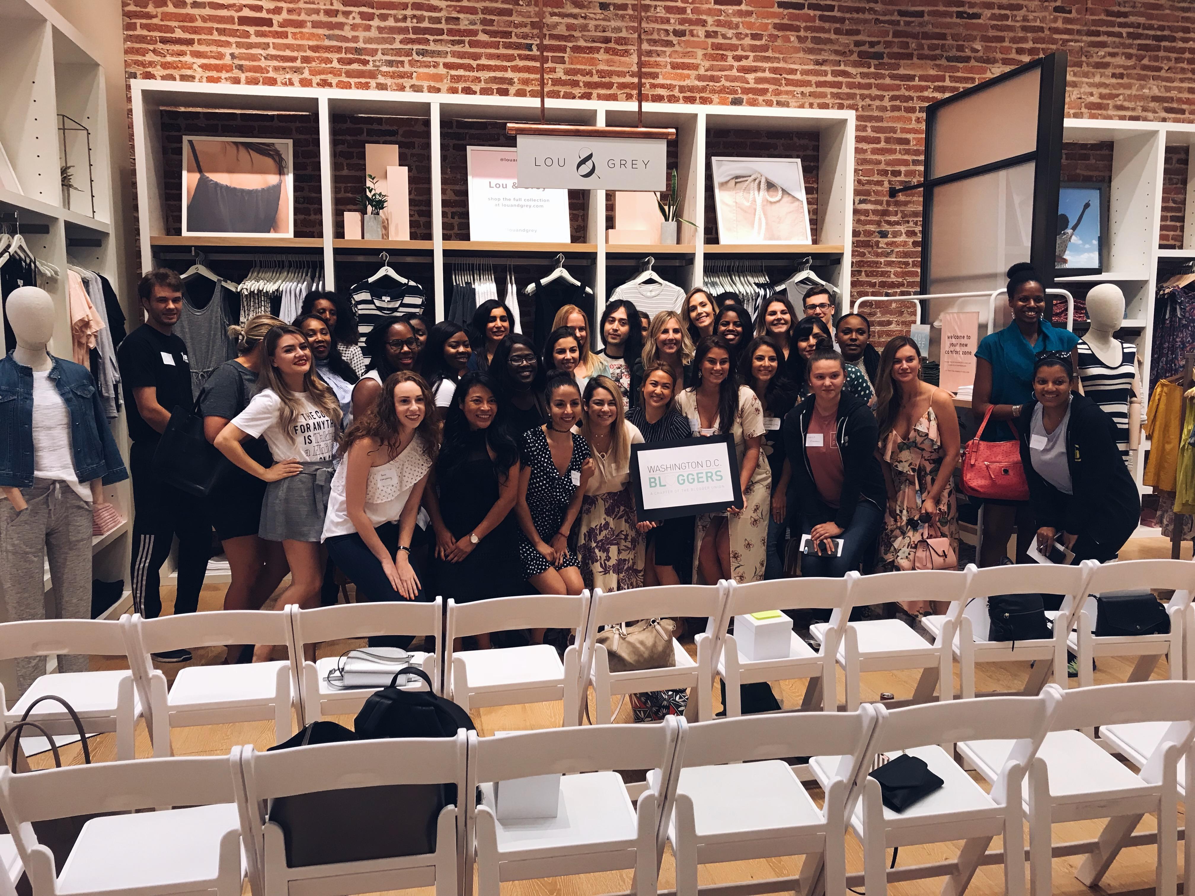 D.C. Bloggers June 2018 Meetup Recap ft. Meg Biram