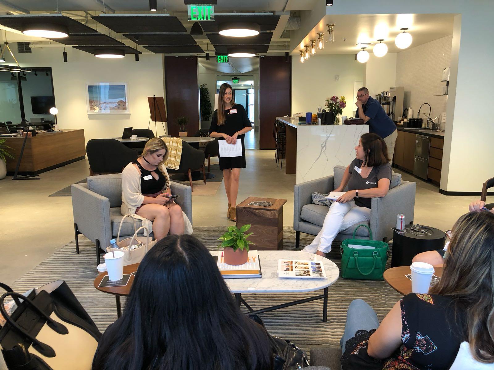 Orlando Bloggers June 2018 Meetup Natalie Sandwood