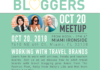 October South Florida Bloggers Meetup